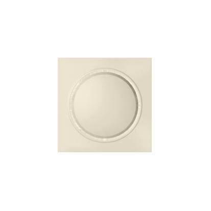 Abdeckung für Drehdimmer beige matt Kontakt Simon 82 82034-31