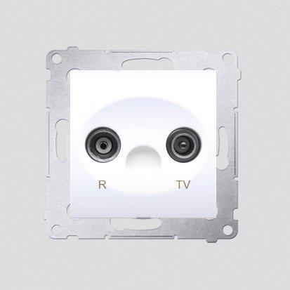 Antennendose R-TV Enddose Simon 54 Premium Kontakt Simon DAK.01/11