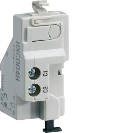 Arbeitsstromauslöser für Baugröße h1600 24V DC Hager HXF001H