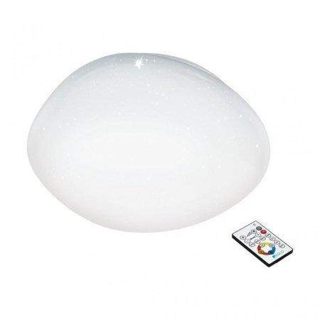 Aufputzlampe Deckenleuchte SILERAS weiß LED 60cm 34W 4600lm 2700K 97578 EGLO