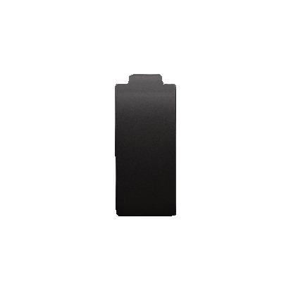 Blindverschluss für Lautsprecher- Steckdosen anthrazit matt 54 Premium DGL3.01/.. , GL3Z/48