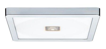 Deckenleuchte WC Beam LED IP44 300x300 13,5+2W 2700K IP44 Chrom