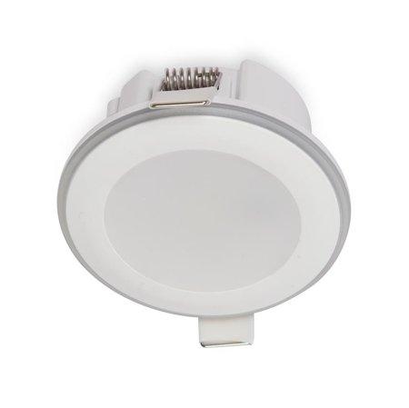 Die Fassung für Deckenspot LED HALO 5,5W warm Kobi