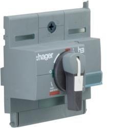 Drehantrieb für Baugröße x 250 Hager HXB030H