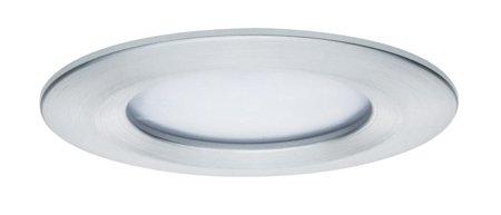 Einbauleuchte LED Premium EBL Coin Slim 6,8W 2700K 415lm Aluminium