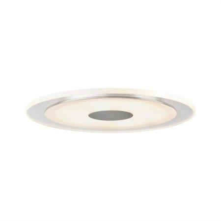 Einbauleuchte, rund LED Whirl 6W Aluminium