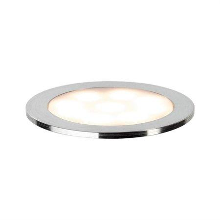 Einbauleuchte, schwenkbar Bad LED Special Allround Leuchte Rund IP67 0,7W 2700K