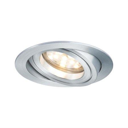Einbauleuchten schwenkbar Coin dimmbar LED 3x7W Aluminium