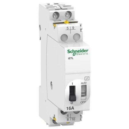 Erweiterung, Spule iETL-16-111-230 16A 1NO/NC+1NO 230VAC/110VDC