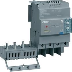 FI-Block Baugröße x160 4polig 160A Idn einstellbar Hager HBA161H