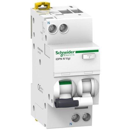 Fehlerstrom-Schutzschalter iDPNNVigi-C6-300-AC C 6A 1N-polig 300 mA Typ AC