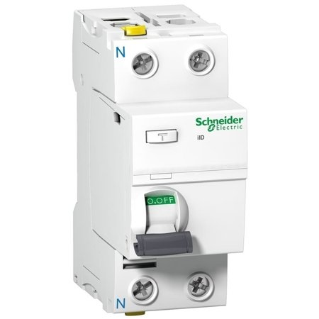 Fehlerstrom Schutzschalter iID-40-2-300-AC 40A 2- P+E 300mA Typ AC