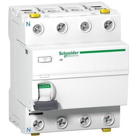 Fehlerstrom Schutzschalter iID-40-4-100-Si 40A 4-polig 100mA Typ Si