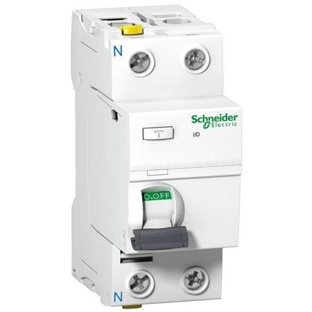 Fehlerstrom Schutzschalter iID-63-2-100-AC 63A 2- P+E 100mA Typ AC