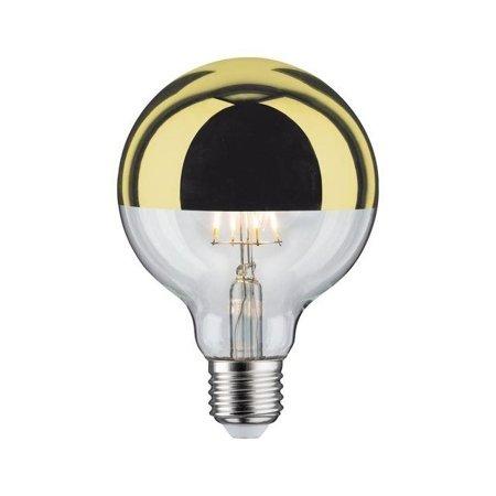 Glühbirne LED 95 5W E27 2700K DIM - Gold, gespiegelt Paulmann PL28675