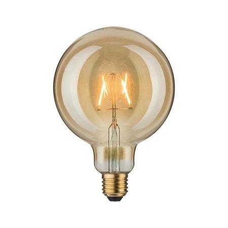 Glühbirne LED Globe 125 E27 2,5W Gold 1700K 170lm