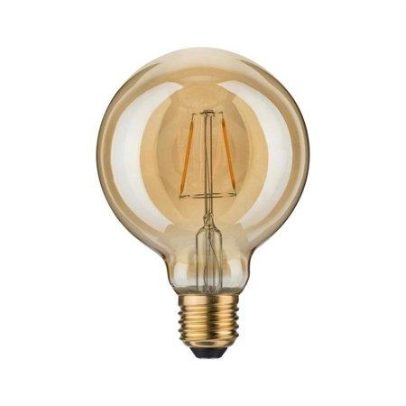 Glühbirne LED Globe 95 E27 2,5W Gold 1700K 170lm