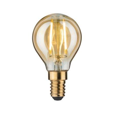 Glühbirne LED Kugel E14 2,5W Gold 2500K 220lm