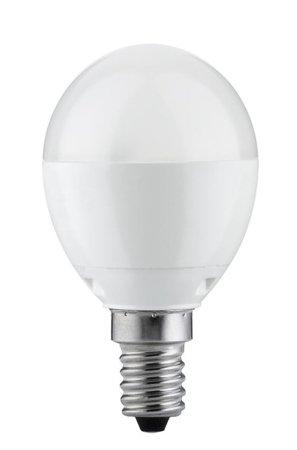 Glühbirne Premium LED Kugel E14 6,5W 2700K 470lm dimmen