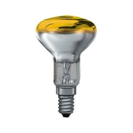 Glühbirne R50 E14 Gelb 25W 89lm