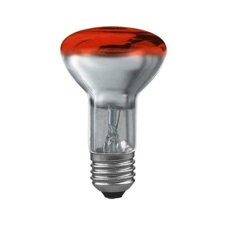 Glühbirne R63 E27 Rot 40W