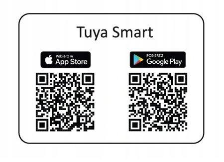 Glühbirne RUVA WiFi LED GU10 5,5W RGBW 2700-6500K 400lm 120st Tuya Smart EDO777362 EDO