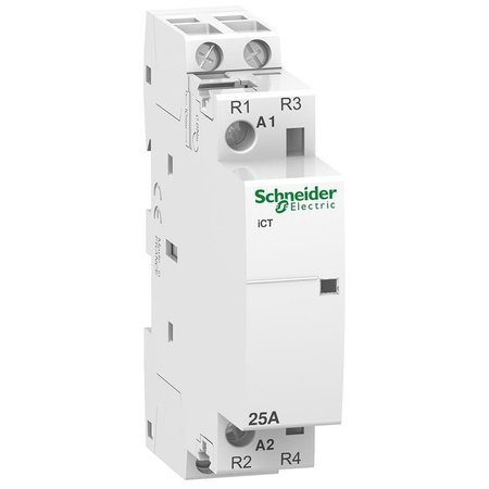 Installationsschütz iCT50-25-02-220 25A 2NC 50Hz 220 VAC