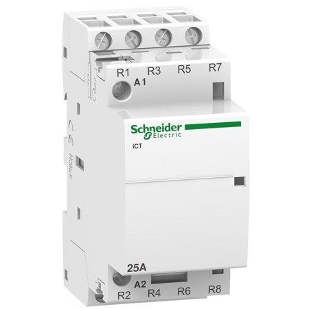 Installationsschütz iCT50-25-04-230 25A 4NC 50Hz 220/240 VAC