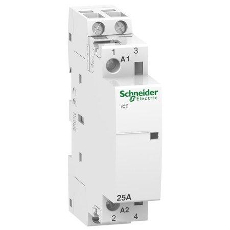 Installationsschütz iCT50-25-20-24 25A 2NO 50Hz 24 VAC