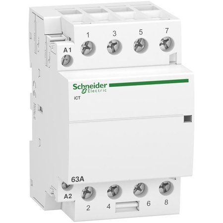 Installationsschütz iCT50-63-40-230 63A 4NO 50Hz 220/240 VAC
