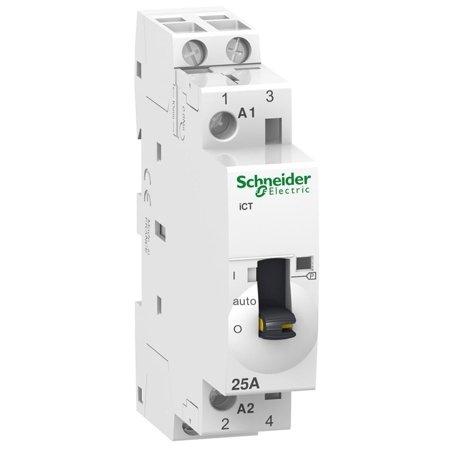 Installationsschütz iCT50r-25-20-230 25A 2NO 50/60Hz 230/240 VAC