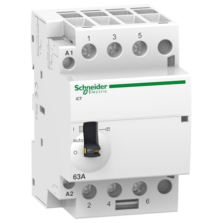 Installationsschütz iCT50r40-30-230 40A 3NO 50/60Hz 220/240 VAC