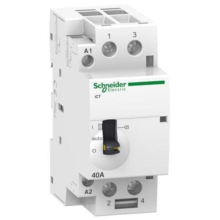 Installationsschütz iCT60r40-20-127 40A 2NO 60Hz 127 VAC