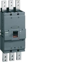 Lasttrennschalter Baugröße h1600 4polig 1250A Hager HCF981H