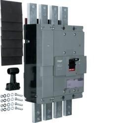Lasttrennschalter Baugröße h1600 4polig 1600A Hager HCF991H