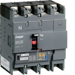 Leistungschalter h250 4P 50kA 250A LSI Hager HNC252H
