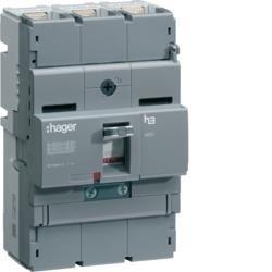 Leistungsschalter Baugröße x250 3P 40kA 125A TM Hager HNB125H