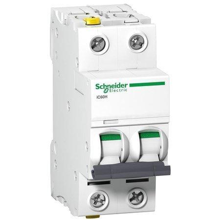 Leitungsschutzschalter iC60H-D10-2 D 10A 2- P+E