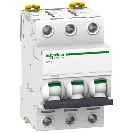 Leitungsschutzschalter iC60L-K1-3 C 1A 3-polig
