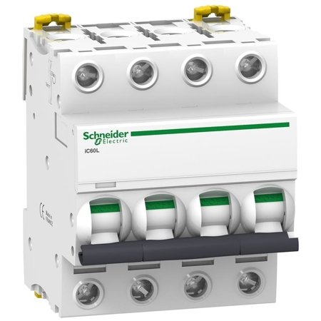 Leitungsschutzschalter iC60L-K20-4 C 20A 4-polig