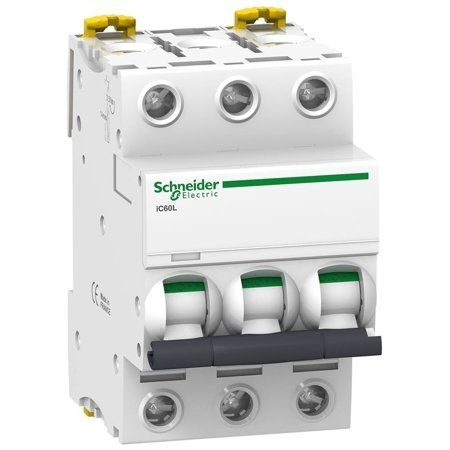 Leitungsschutzschalter iC60L-Z0,5-3 Z 0,5A 3-polig