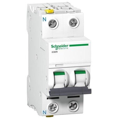 Leitungsschutzschalter iC60N-B20-1N B 20A 1N-polig