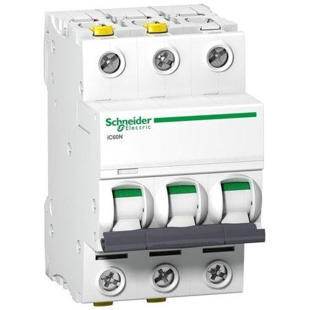 Leitungsschutzschalter iC60N-D0,5-3 D 0,5A 3-polig