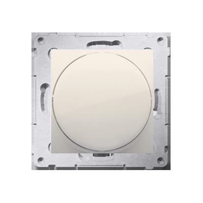 Lichtsignal weiß LED (Modul) Gehäuse cremeweiß Simon 54 Premium Kontakt Simon DSS1.01/41