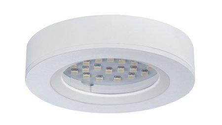Möbel Aufbauleuchte Rund Platy LED 3x2W 3000K weiß