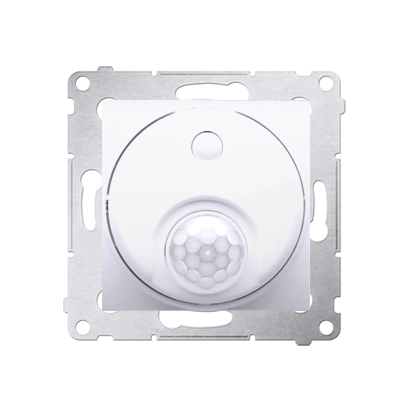 Relais- Schalter (Modul) mit Bewegungssensor 20-500W weiß DCR10P.01/11