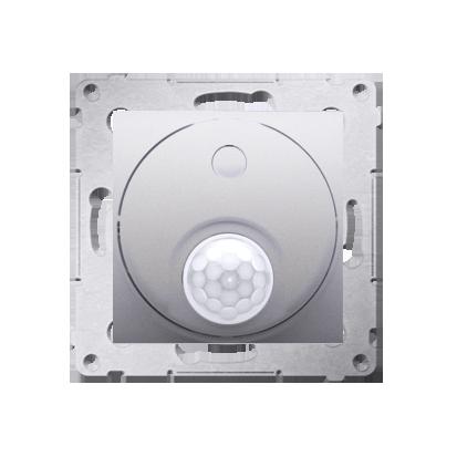 Schalter (Modul) mit Bewegungssensor 20-500W silber matt Simon 54 Premium Kontakt Simon DCR10T.01/43