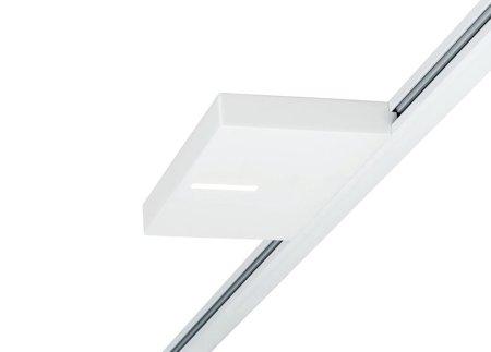 Schienensystem URail Spot LED Uplight Case 16W 2700K weiß