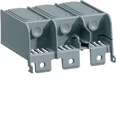 Standard-Anschlussabdeckung x250 3P HYB027H Hager