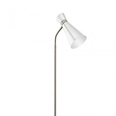 Stehlampe POLICARA Nickel E27 10W 97772 EGLO